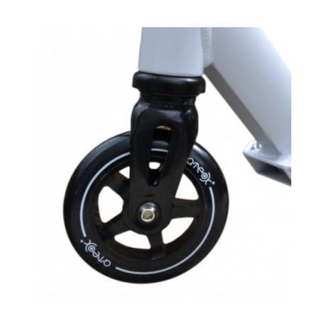 Колесо для трюкового самоката с подшипниками 100 мм черный