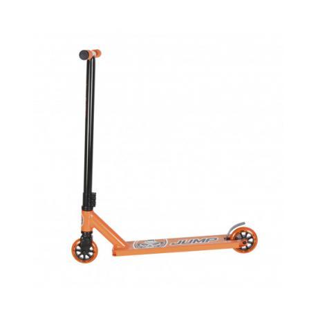 Самокат трюковой ATEOX JUMP (Черный/оранжевый) 2020