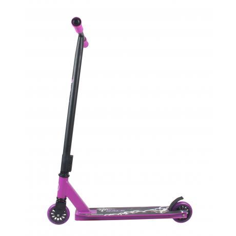Самокат трюковый AT Scooters RACE фиолетовый
