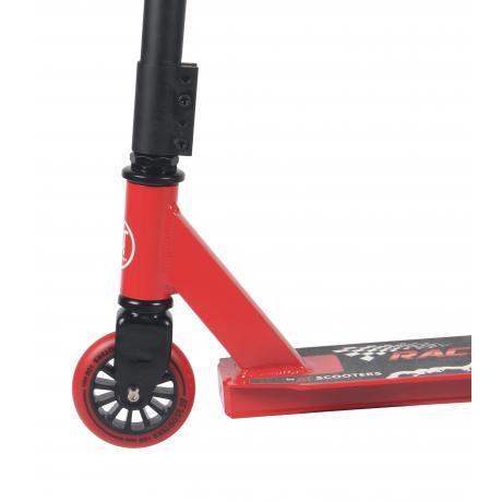 Самокат трюковый AT Scooters RACE красный