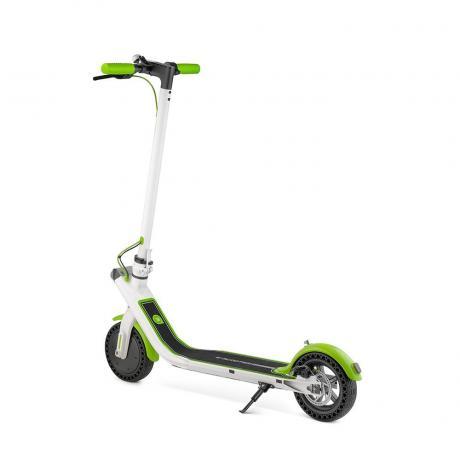 Электросамокат EVO BLADE T-ZERO бело-зеленый