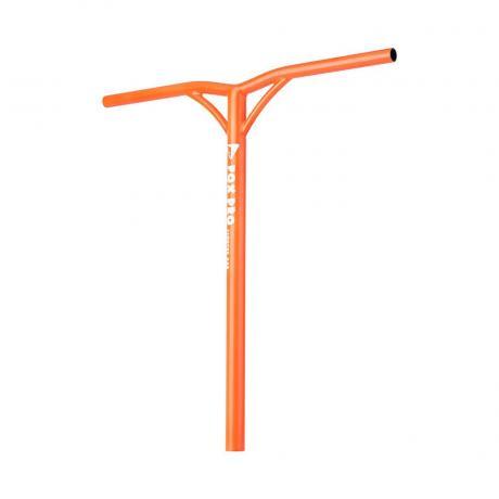 Руль Fox SCS 31,8мм, длина 620мм,  ширина 600мм оранжевый