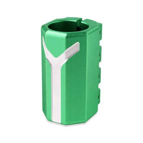 Хомут-Y Fox IHC d 31.8, 4 bolt standard sized зеленый