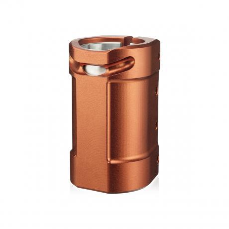 Хомут Fox NX SCS d 31.8/34.9mm, 4 bolt brown