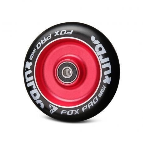 Колесо Flat Solid 100 мм (красный-черный)