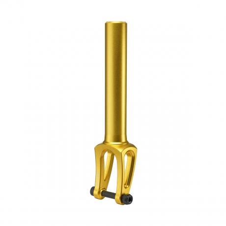Вилка Fox YX SCS 110-120 mm gold