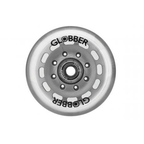 Колесо для самокатов Globber 80 mm прозрачный