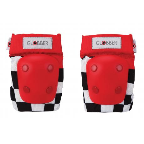 Защита Globber Toddler Pads красный