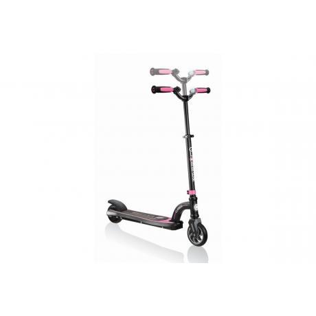 Электросамокат Globber ONE K E-MOTION 10 черно-розовый