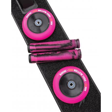 Трюковой самокат Havoc Hoss Pink