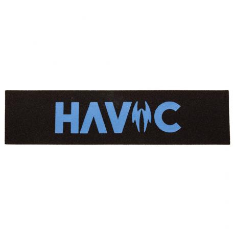 Шкурка, синий логотип