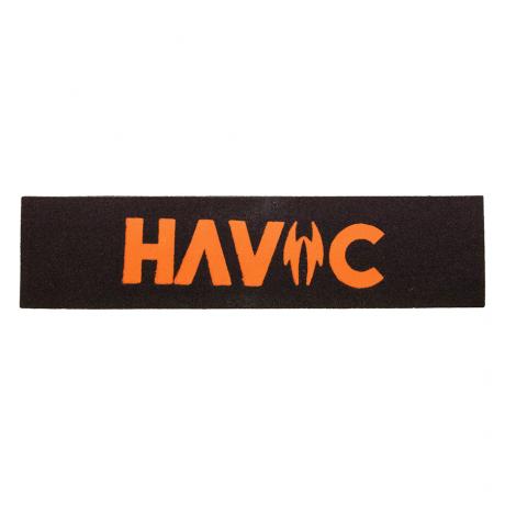 Шкурка, оранжевый логотип