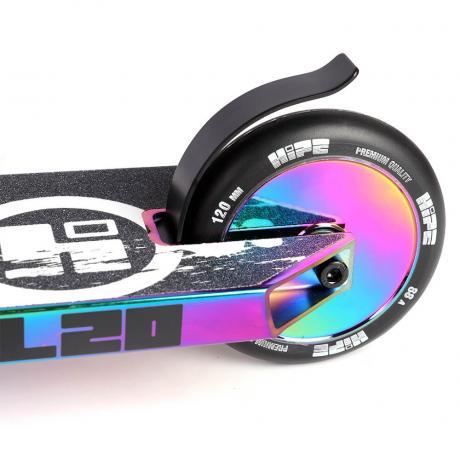 Самокат HIPE L20 Neo chrome