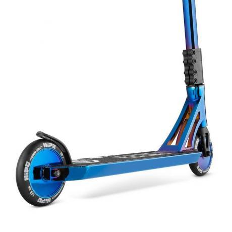 Самокат трюковой HIPE-H606 (Neo-blue)