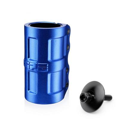 Хомут HIPE C01 SCS 31,8/34,9 blue