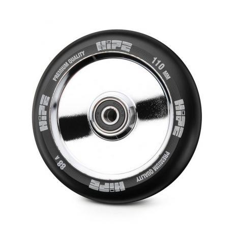 Колесо HIPE 05  110 mm Серебро