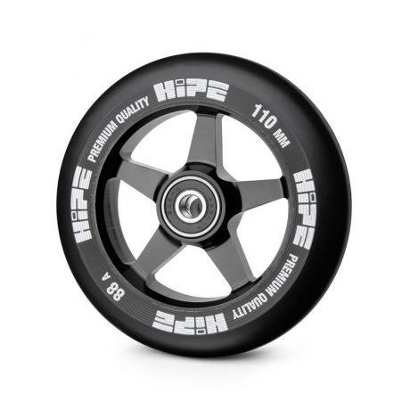 Колесо HIPE 09 110 mm Черное
