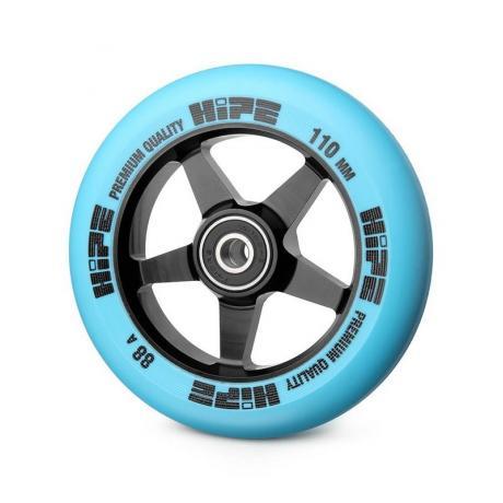 Колесо HIPE 09 110 mm Черное/синие