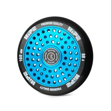 Колесо HIPE H20 hollow 100 мм Синие