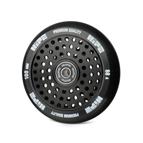 Колесо HIPE H20 hollow 100 мм Черное