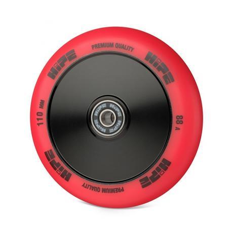 Колесо HIPE Medusa wheel LMT20 110 мм Красный/черный