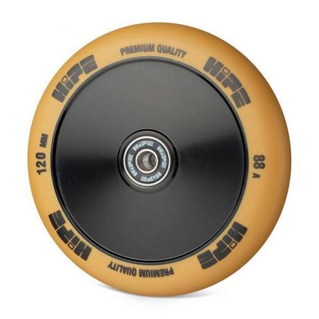 Колесо HIPE Medusa wheel LMT20 120 мм Коричневый/черный