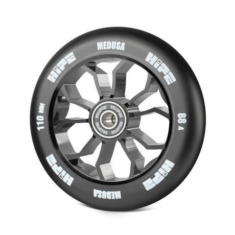 Колесо HIPE Medusa wheel LMT36 110 мм Черный/черный
