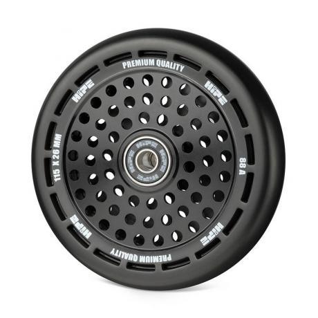 Колесо HIPE wheel 115 мм Черный/черный