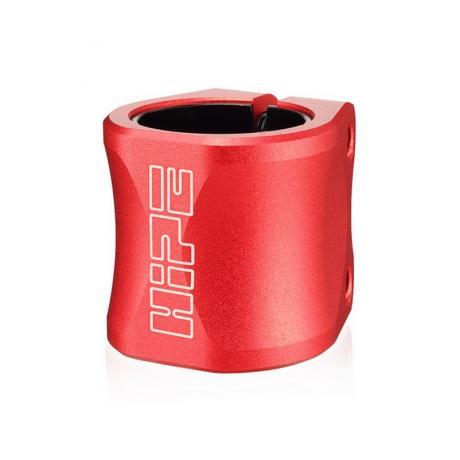 Хомут HIPE H-71 IHC/HIC red matt