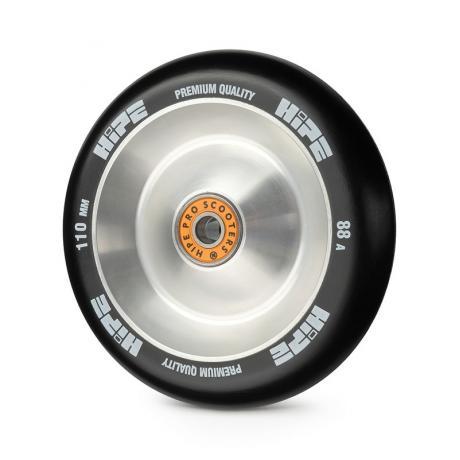 Колесо HIPE H72 110мм raw/black