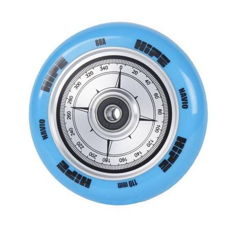 Колесо Hipe NAVIO 110 мм blue/silver