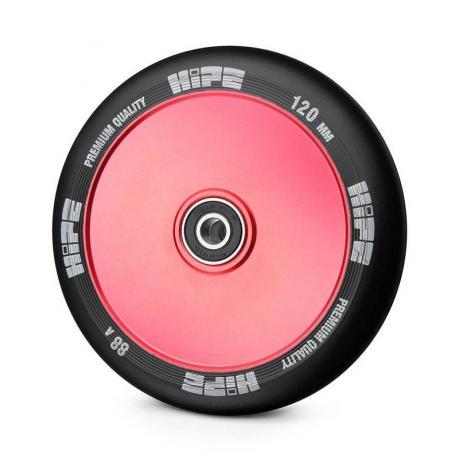 Колесо HIPE 20 120 mm Красное