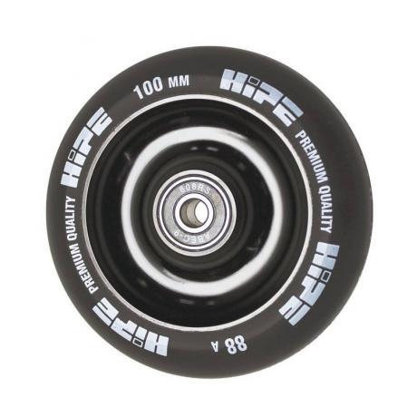 Колесо HIPE Solid  100 mm Черный/черный