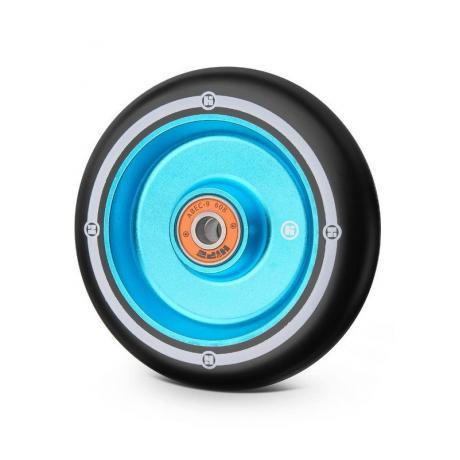 Колесо Hipe Solid  100 мм св.-синий/черный