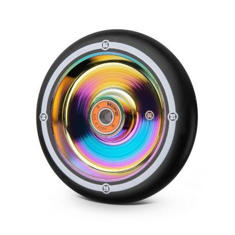 Колесо Hipe Solid  100 мм neo-chrom/черный