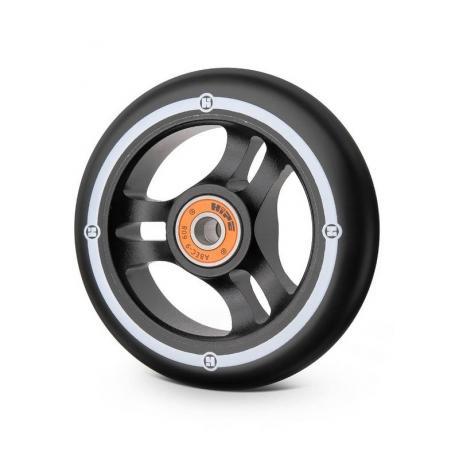 Колесо Hipe 3W 100 мм  черный/черный