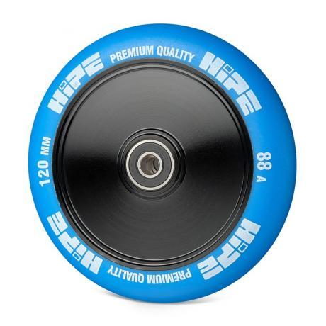 Колесо HIPE 20 120 mm Синий/черный
