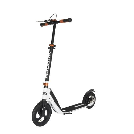 Самокат HUDORA BigWheel Air 230 Dual Brake