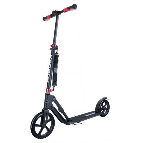 Самокат HUDORA Big Wheel Style 230 черный