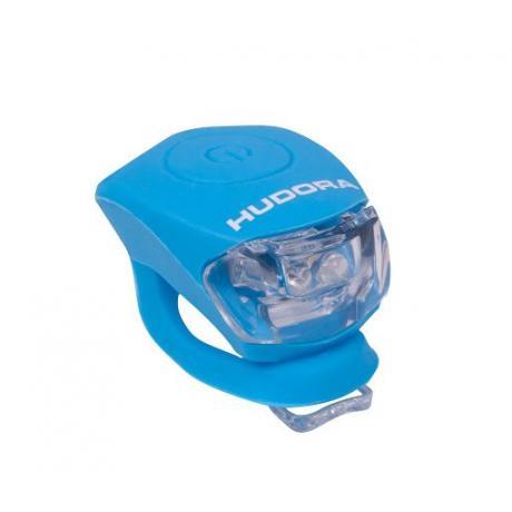 Фонарик Hudora Led Licht Shine синий