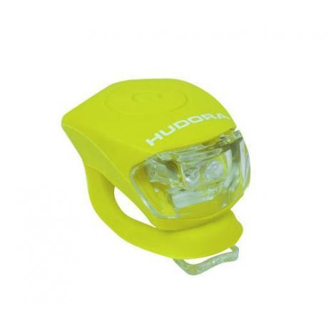 Фонарик Hudora Led Licht Shine салатовый