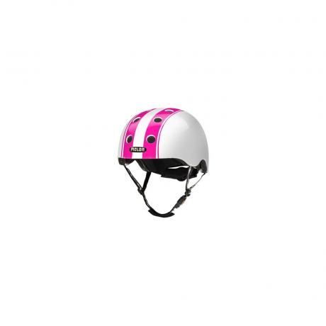 S015G Шлем Melon Double Pink White XL-XXL
