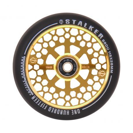 Колесо для самоката Oath Stalker 115x28 (золотой)