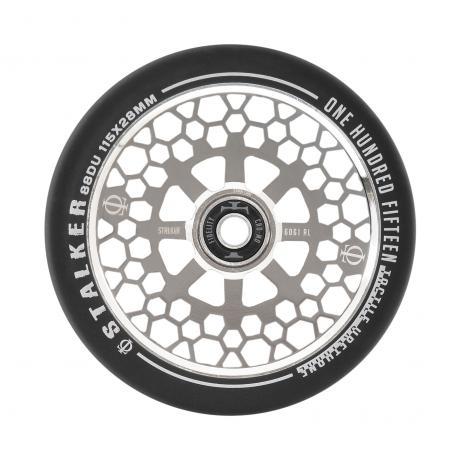 Колесо для самоката Oath Stalker 115x28 (серебристый)