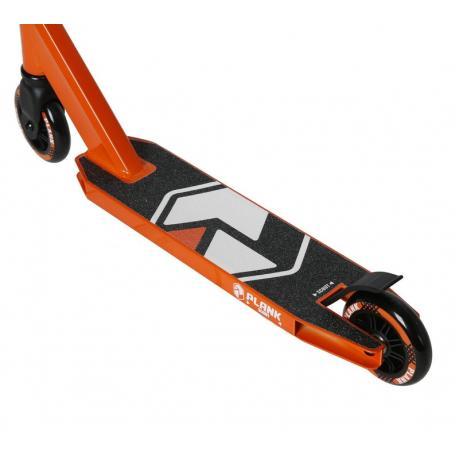 Самокат трюковой PLANK SCOUT (оранжевый)