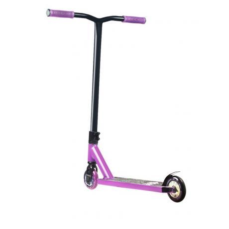 Самокат трюковой PLANK HOP (фиолетовый)