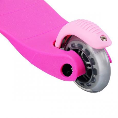 Мини самокат Playshion фиолетовый