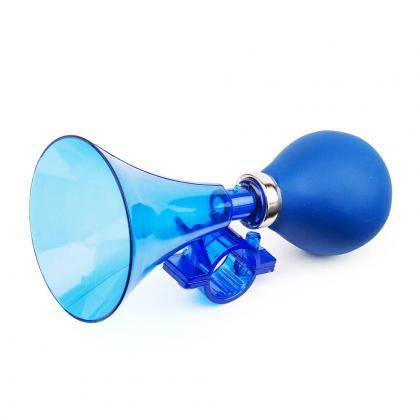 Клаксон синий