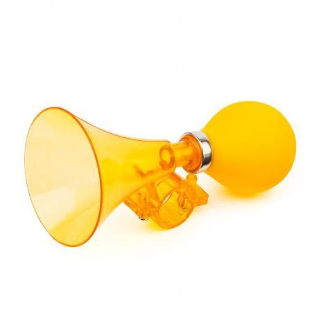 Клаксон желтый