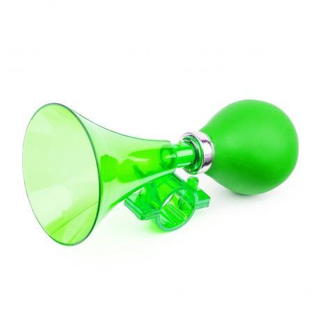 Клаксон зеленый